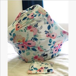 Other - Floral car seat cover